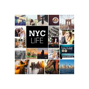 "Travel Life 8x8"" Slim Photo Canvas Print, Home Décor White"